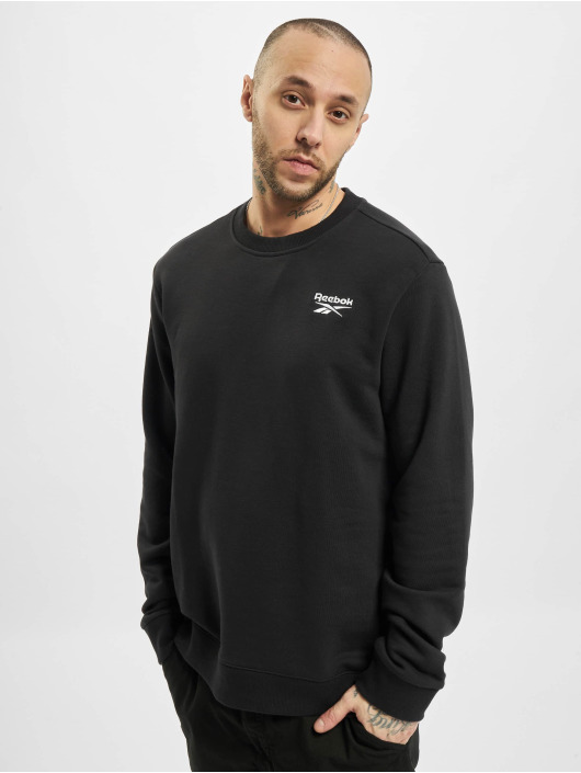 Reebok Sweat & Pull Identity French Terry noir