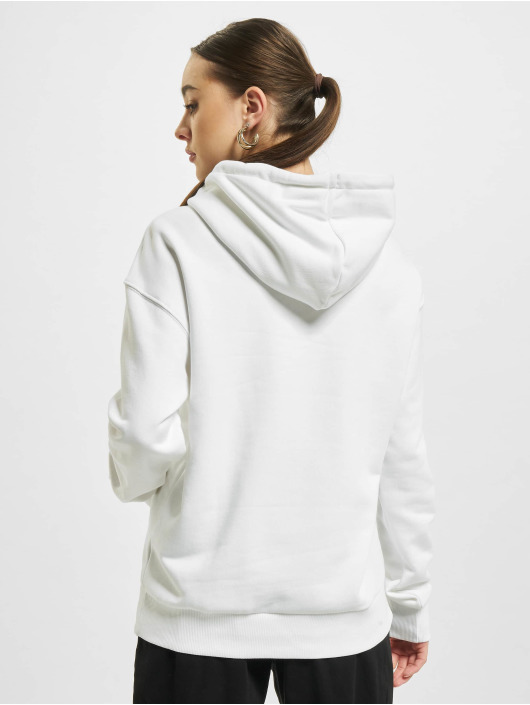 Reebok Sweat capuche Identity BL French Terry blanc