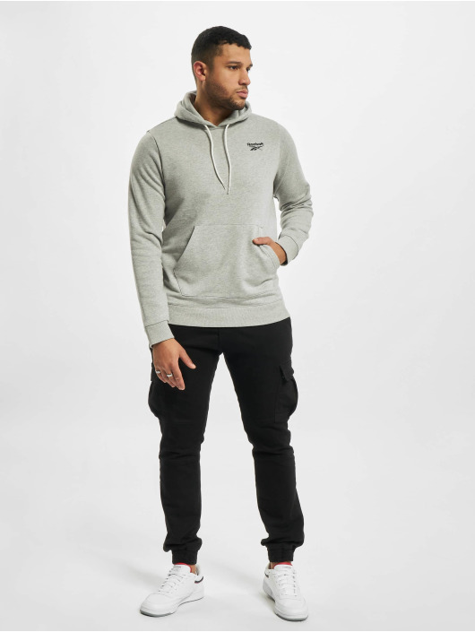 Reebok Sweat capuche Identity French Terry OTH gris