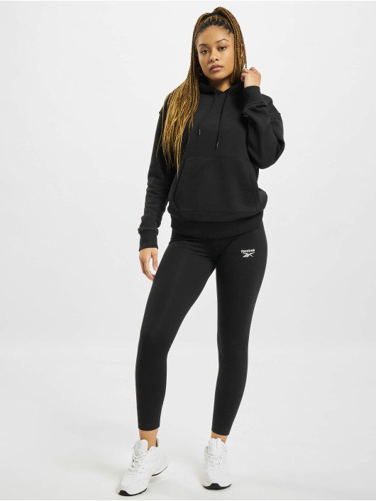 Reebok Sweat capuche Identity French Terry noir
