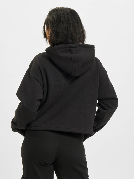 Reebok Sweat capuche CL F Small Logo FT noir