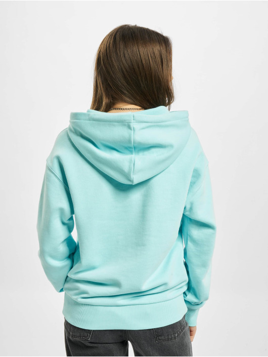 Reebok Sweat capuche Identity Big Logo French Terry turquoise