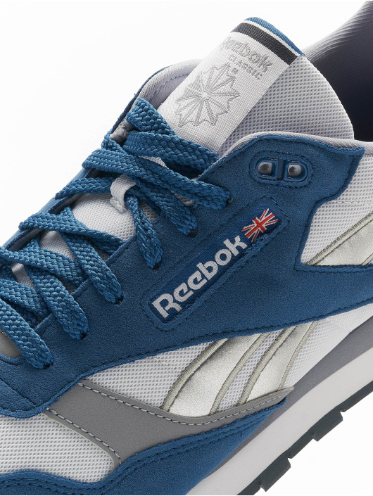 Reebok Tøysko Cl Leather Rsp blå