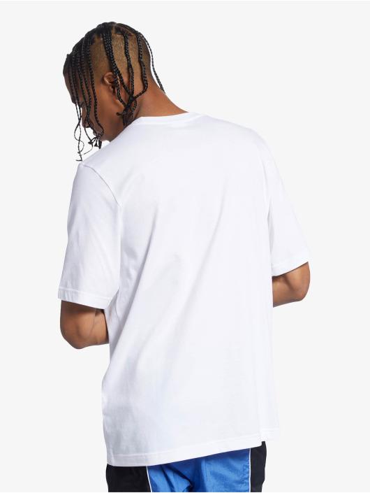 Reebok T-paidat Classics Premium Vector valkoinen