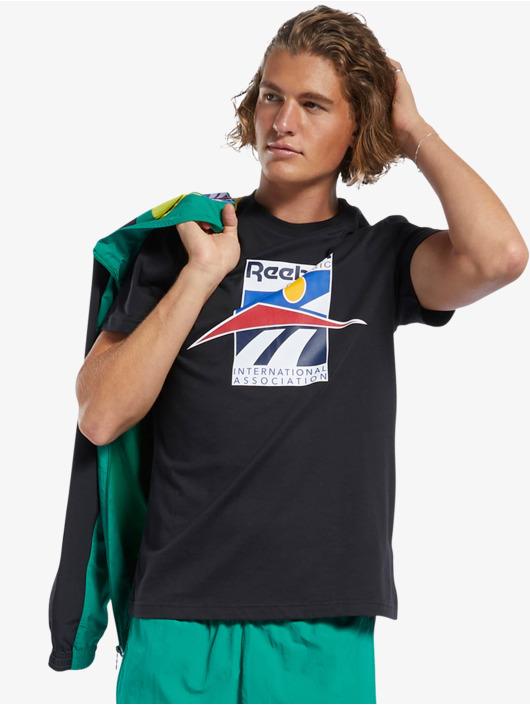 Reebok T-Shirt Classics International Sport black