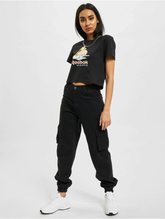 Reebok T-Shirt Graphics Summer black