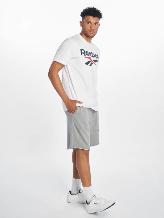 Reebok T-Shirt Classics V blanc