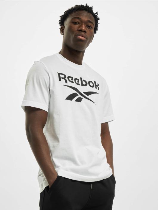 Reebok T-Shirt Ri Big Logo blanc