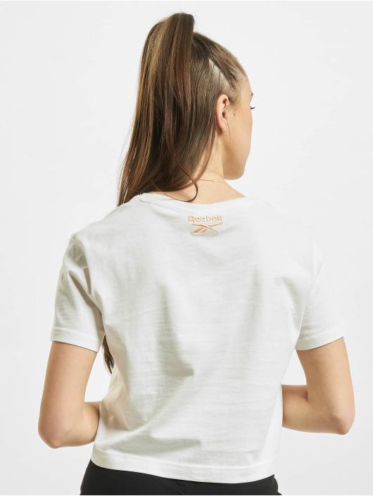 Reebok T-Shirt Graphics Summer blanc