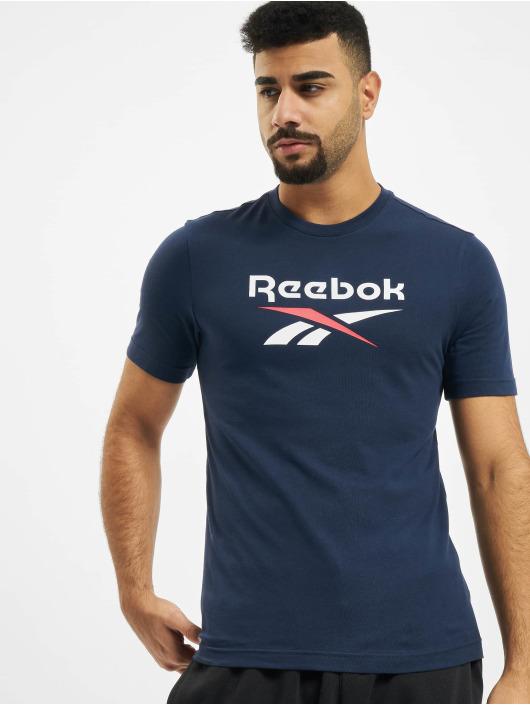 Reebok T-Shirt Classics F Vector blau
