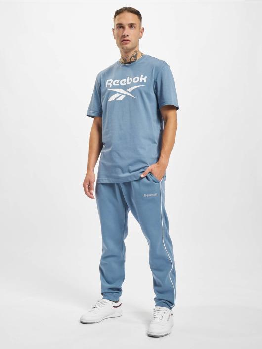 Reebok T-Shirt RI Big Logo blau