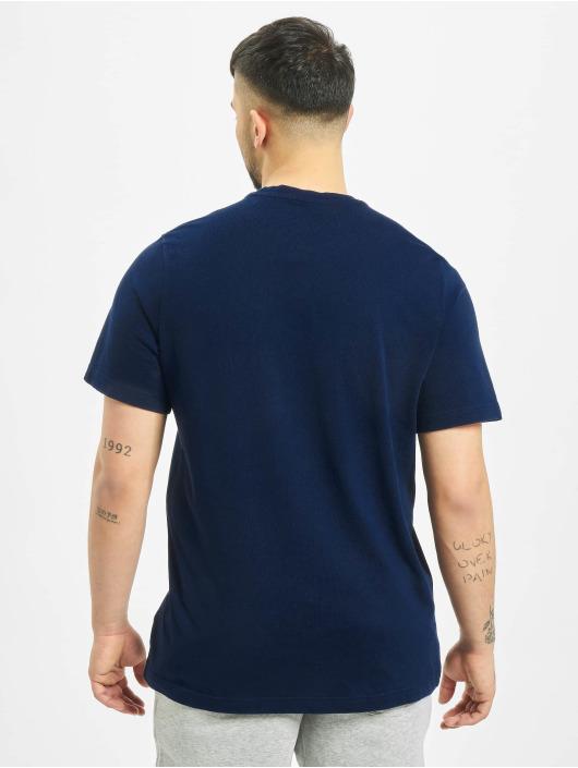 Reebok t-shirt Classic F Small Vector blauw