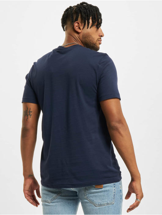 Reebok T-shirt RI Big Logo blu