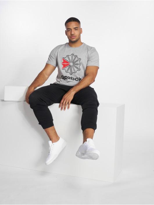 Reebok T-Shirt F GR grau