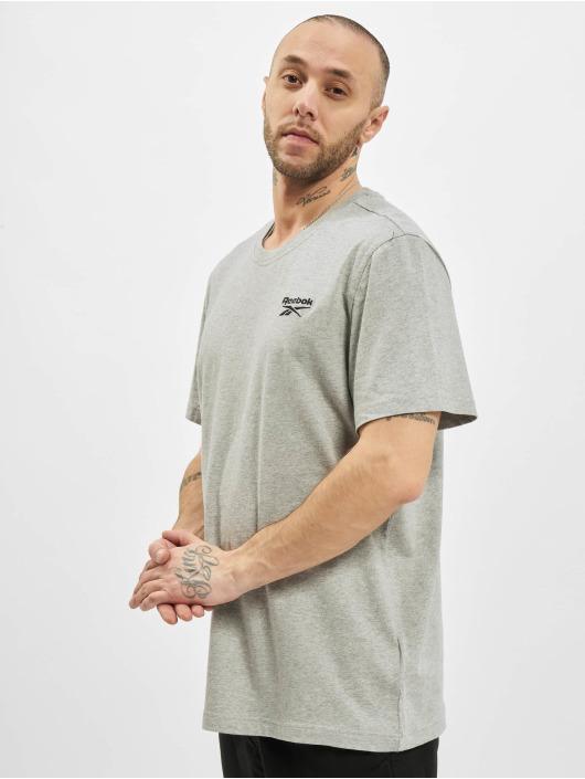 Reebok T-Shirt Identity Classic grau