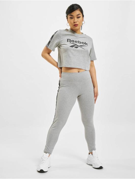 Reebok T-Shirt TE Tape Pack grau