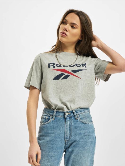 Reebok T-Shirt Identity Bl grey