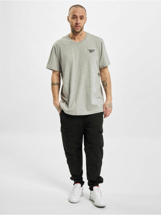 Reebok T-Shirt Identity Classic gris