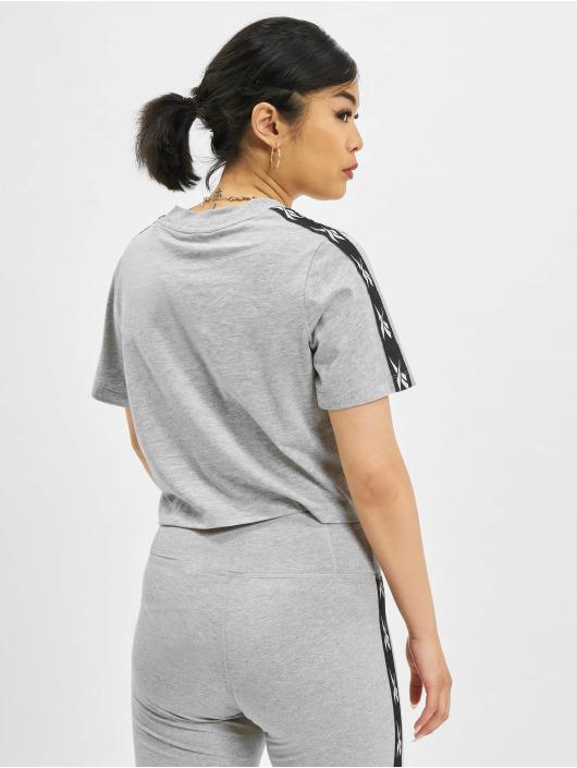 Reebok T-Shirt TE Tape Pack gris