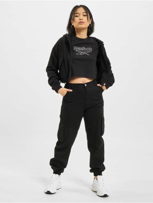 Reebok T-Shirt CL F Big Logo noir