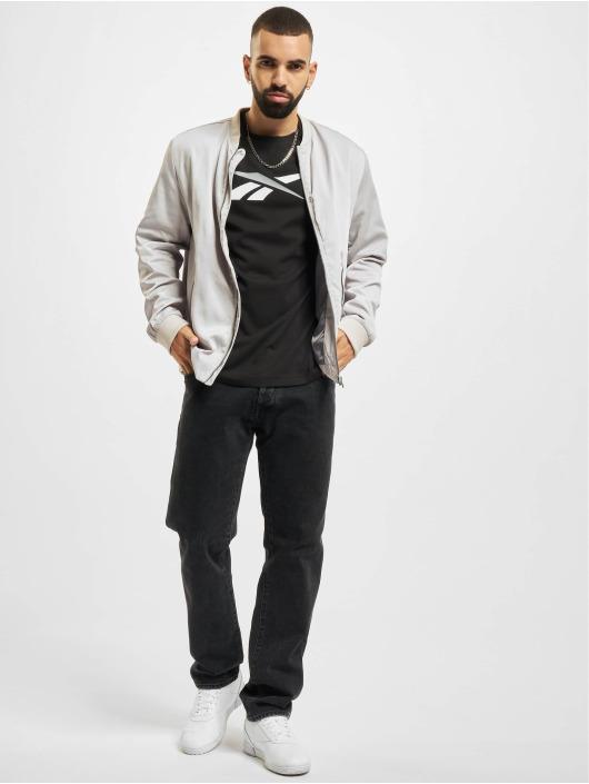 Reebok T-Shirt TE Vector Logo noir