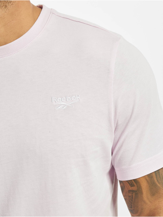 Reebok T-Shirt Classic F Small Vector pink