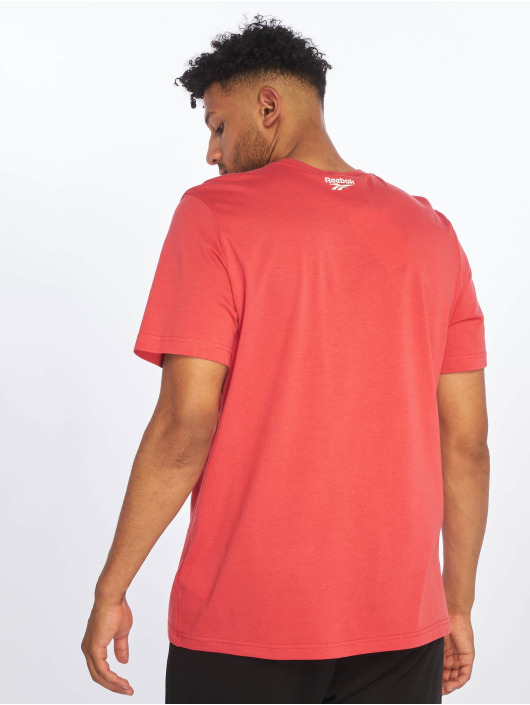 Reebok T-Shirt Graphic ITL Pizza red