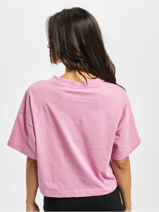 Reebok T-Shirt QQR Cropped rose
