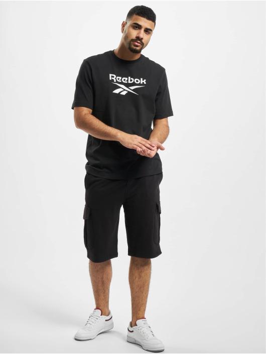 Reebok T-Shirt Classics F Vector schwarz