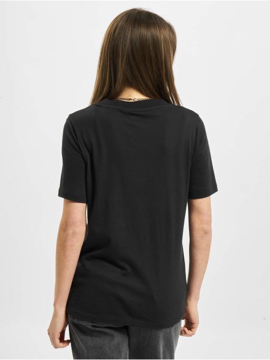Reebok T-Shirt Identity Big Logo schwarz