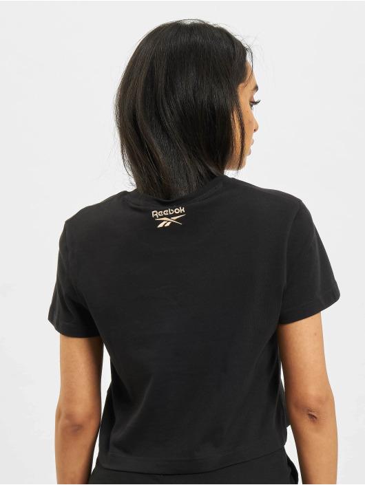 Reebok T-Shirt Graphics Summer schwarz