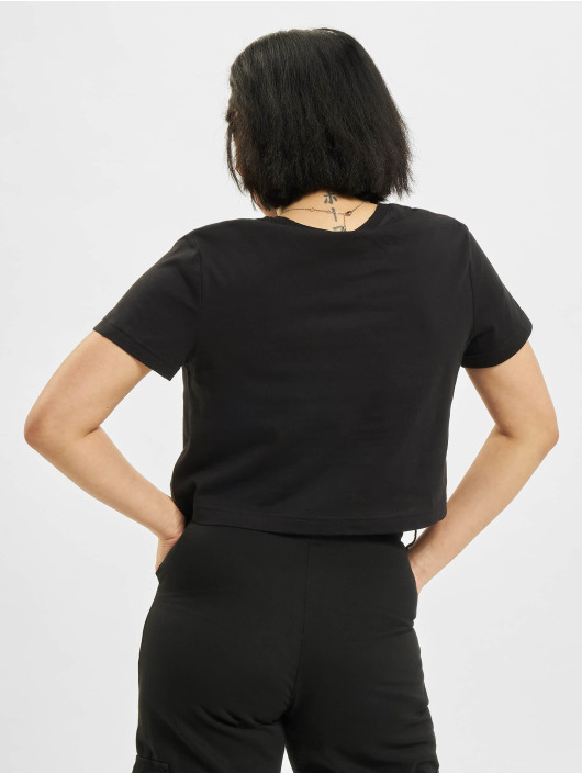 Reebok T-Shirt CL F Big Logo schwarz
