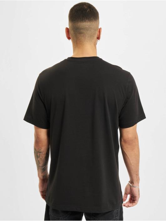 Reebok T-Shirt TE Vector Logo schwarz