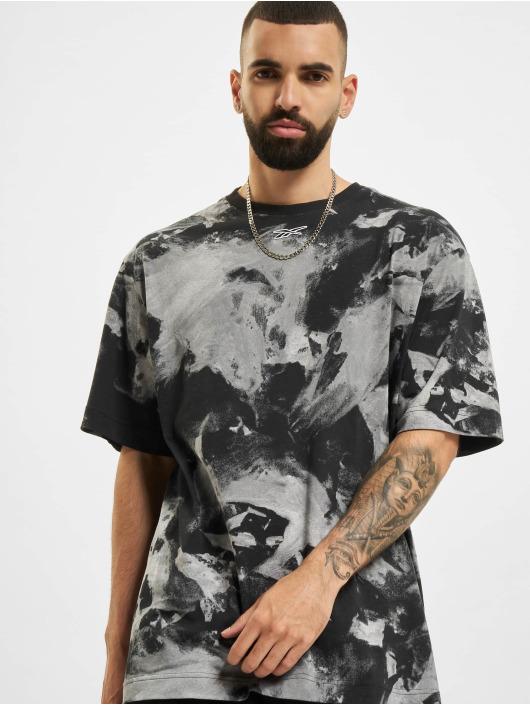 Reebok T-Shirt MYT AOP schwarz