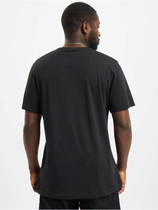 Reebok T-Shirt Camo schwarz