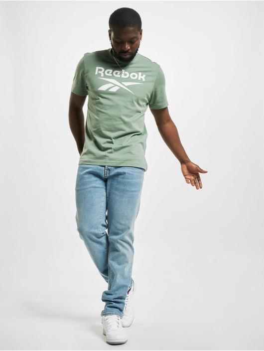 Reebok t-shirt Ri Big Logo turquois
