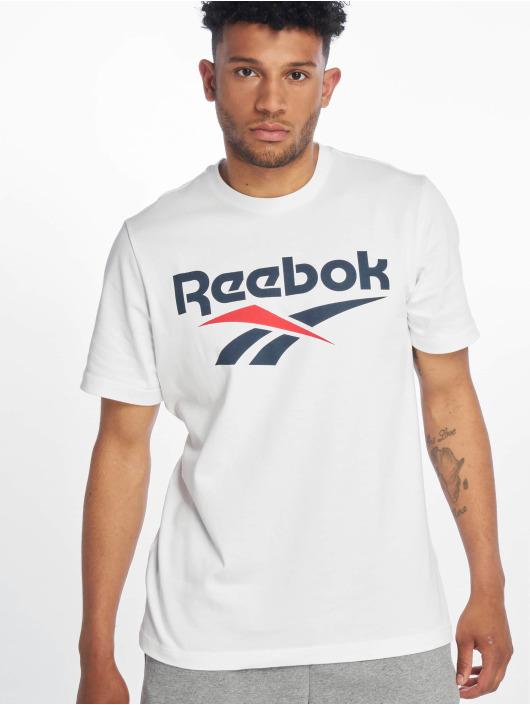 Reebok T-Shirt Classics V weiß