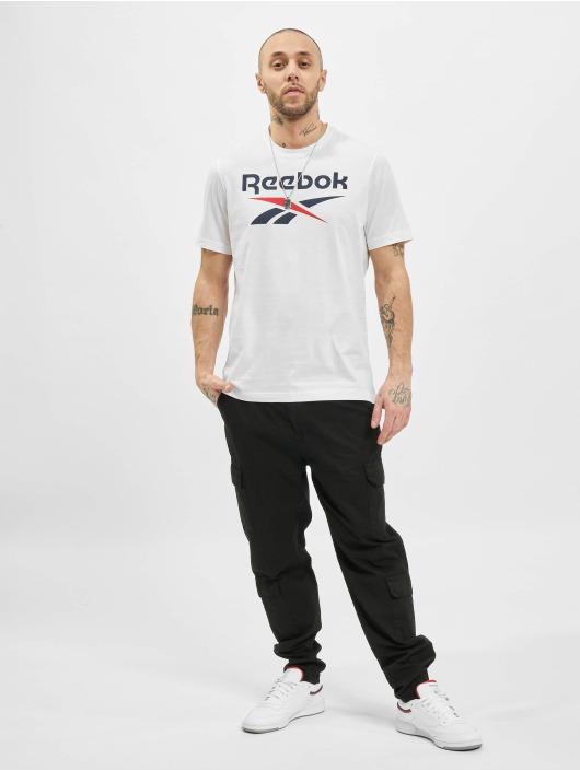 Reebok T-Shirt Identity Big Logo weiß