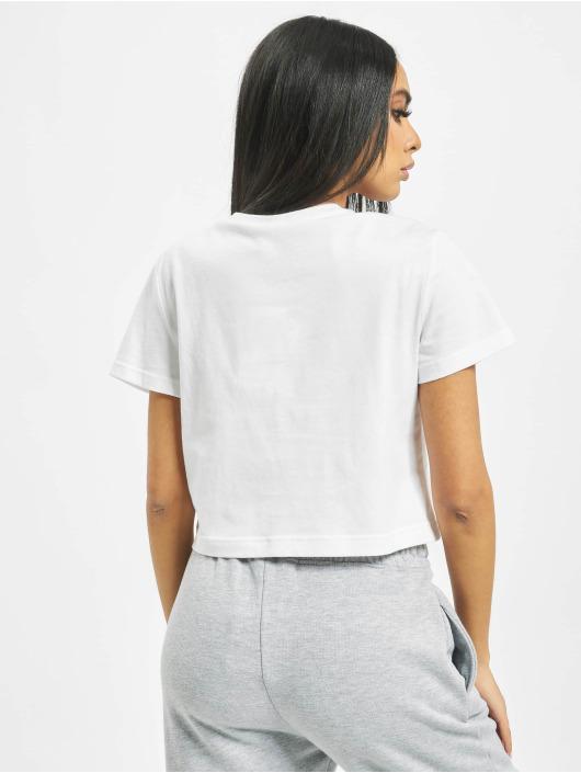 Reebok T-Shirt Classic F Vector Crop white