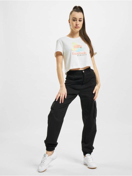 Reebok T-Shirt Graphics Summer white