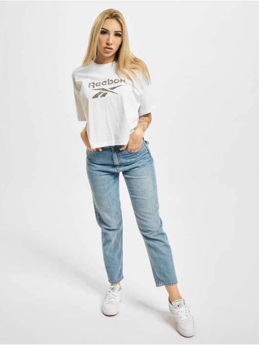Reebok T-Shirt CL AP Graphic white