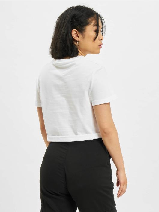 Reebok t-shirt CL F Big Logo wit