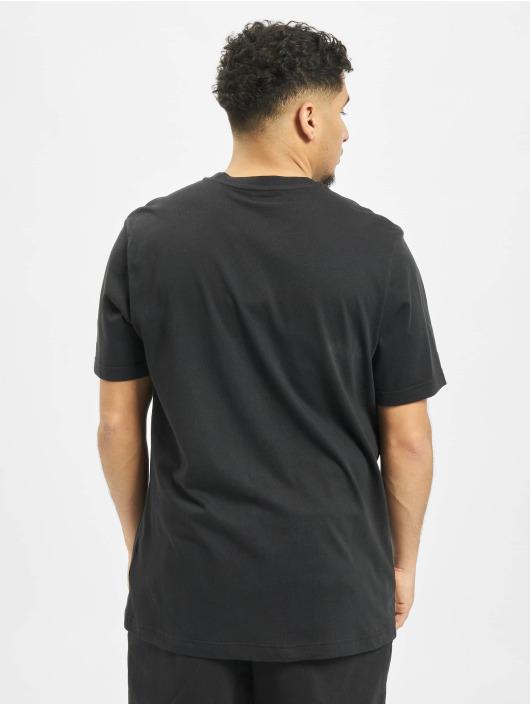 Reebok t-shirt Classic F Vector zwart
