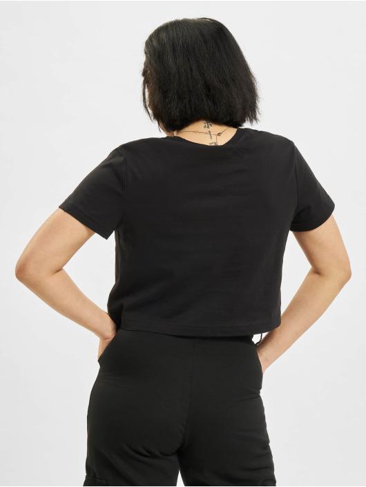 Reebok t-shirt CL F Big Logo zwart