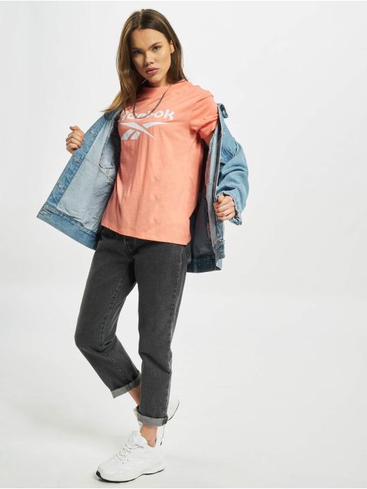 Reebok T-shirts Identity BL orange