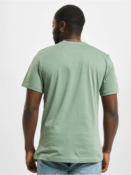 Reebok T-shirts Ri Big Logo turkis