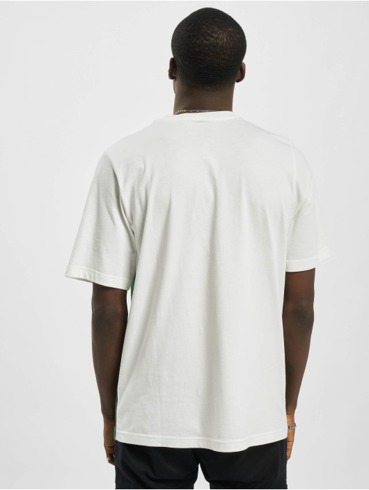Reebok T-Shirty F Linear bialy