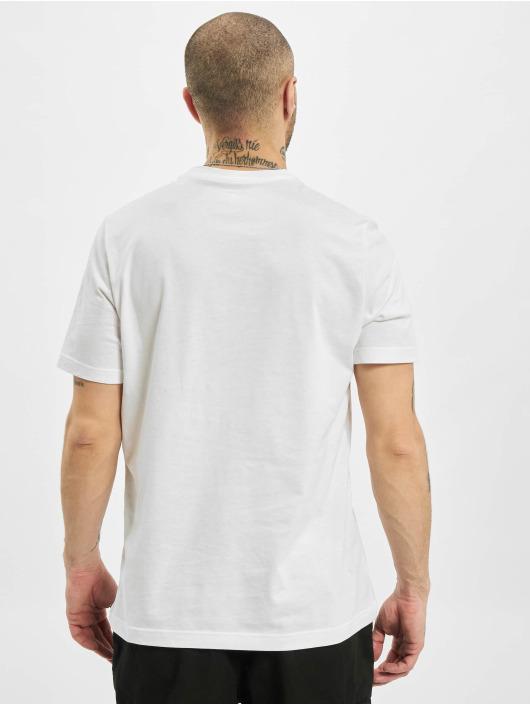Reebok T-Shirty Identity Big Logo bialy