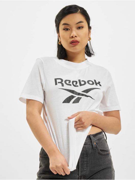 Reebok T-Shirty Ri Bl bialy