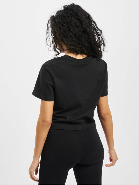 Reebok T-Shirty F Big Logo czarny